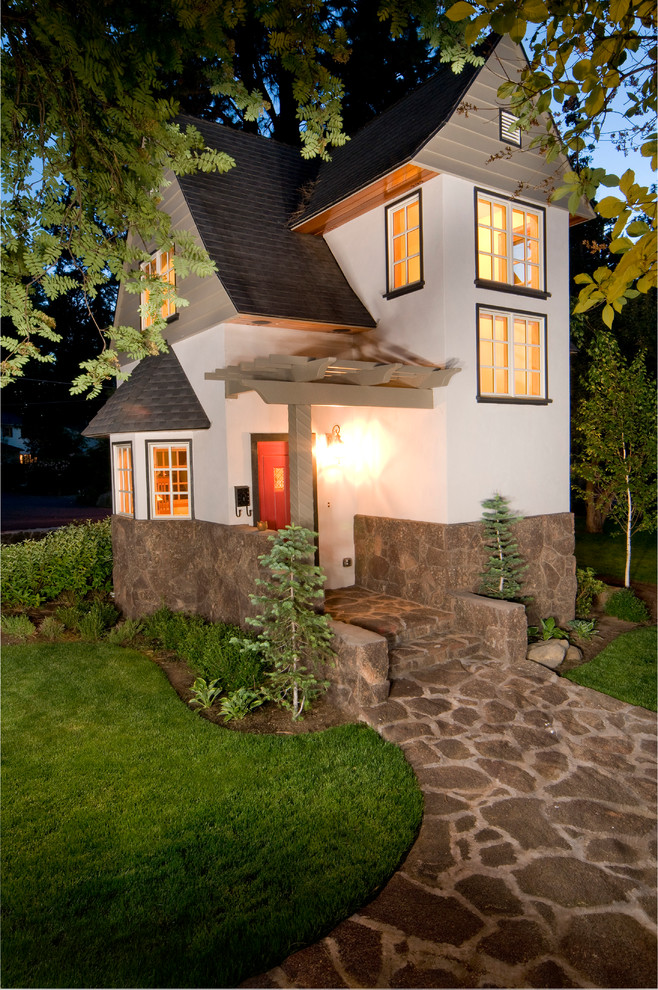 Fascinating houses to get ideas for very small house plans for Small traditional home plans