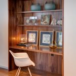 Wall Units With Desk Chair Shelves Decorations Contemporary Home Office