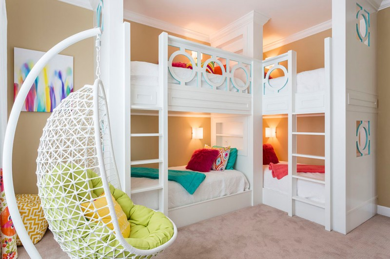 Widening Your Compact Bedroom Using Loft Beds For Small