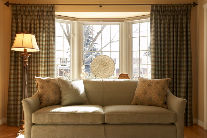 impressive window treatment ideas for bay windows – decohoms
