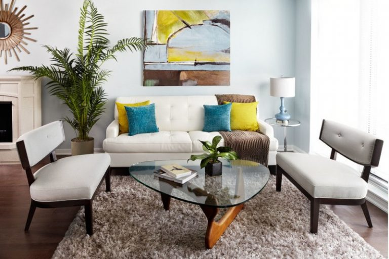 Complete Your Apartment with These Stylish Living Room Ideas | Decohoms