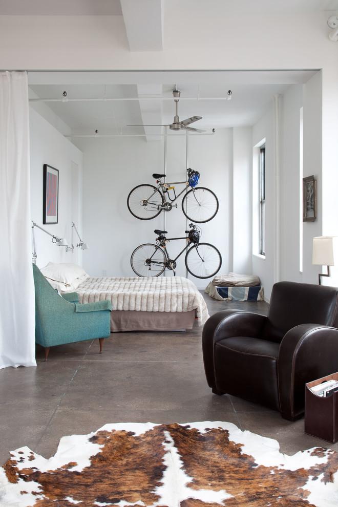 bike storage apartment tolomeo led wall lamp industrial blade indoor ceiling lamp nice cowhide rug brown armchair blue armchair bed window