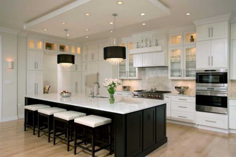 Spectacular Black And White Kitchen Ideas You Can Apply
