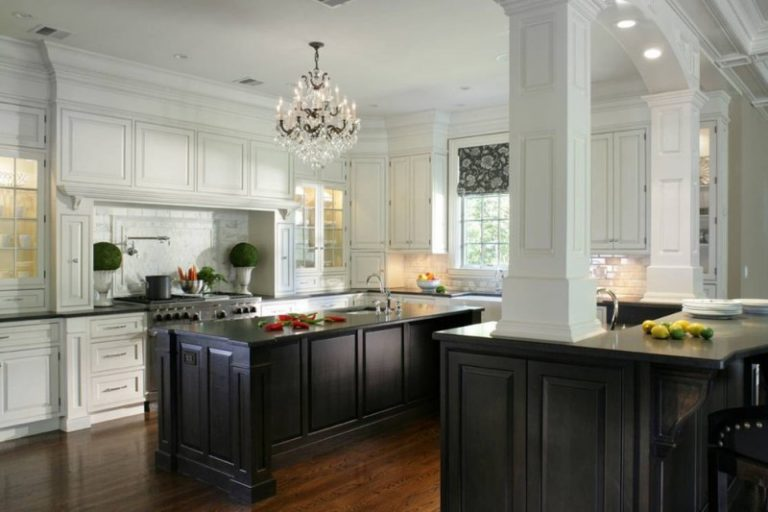 7 Spectacular Kitchen Staging Ideas Photos: Spectacular Black And White Kitchen Ideas You Can Apply