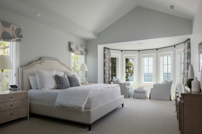 Bedroom Ideas Grey And White