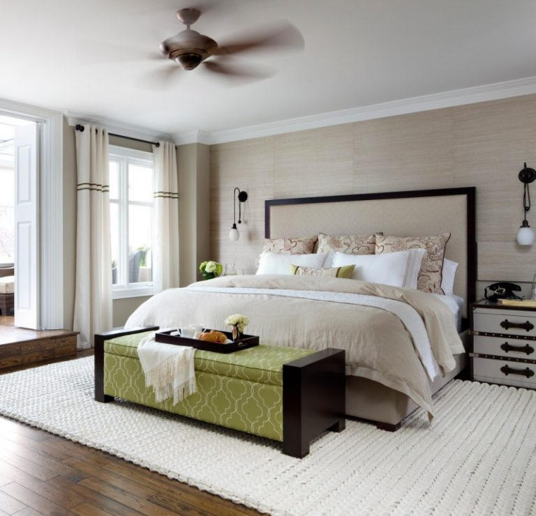 Elegant candice olson bedding ideas that will complete for Bedroom paper ideas