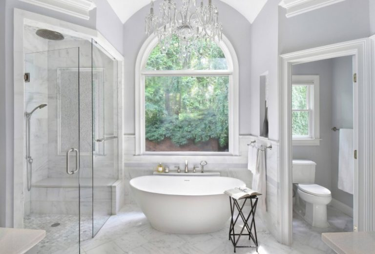 Notions Of Appealing Master Bathroom Remodel Decohoms