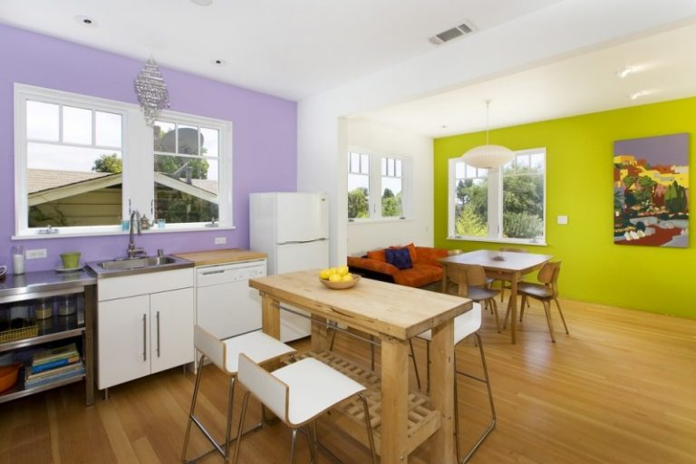 Good Colors To Paint A Kitchen To Make The Room Beautiful