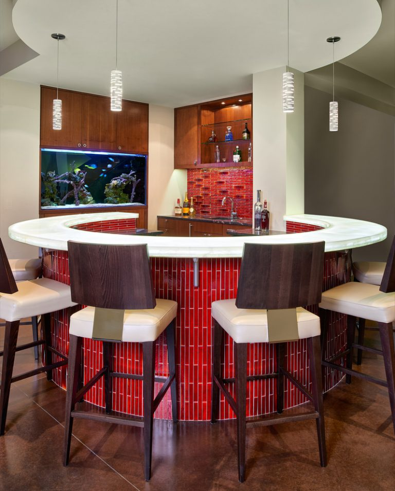 Dazzling Home Bar Setup Ideas To Be Mesmerized By