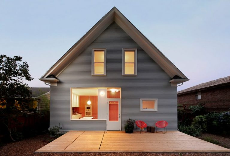 Lovely small houses to get ideas for house plans for small for Transitional house plans