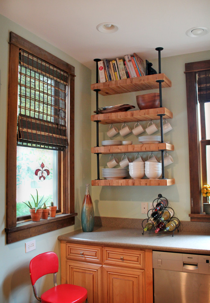 New Kitchen Shelving Ideas Decor