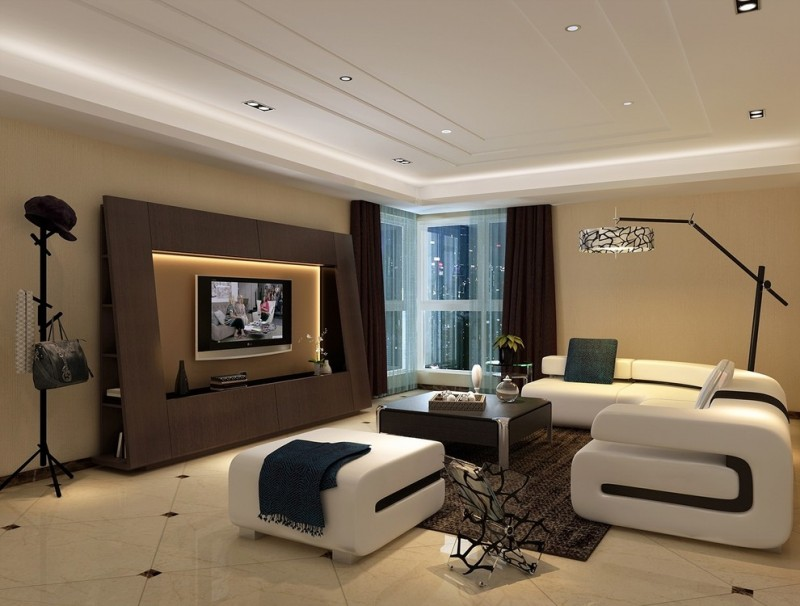 Amazing modern living room ideas that completes your for Magazine living room ideas