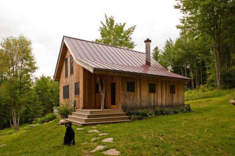 Small rustic cabins and rooms to get rustic cabin design for Rustic a frame cabin