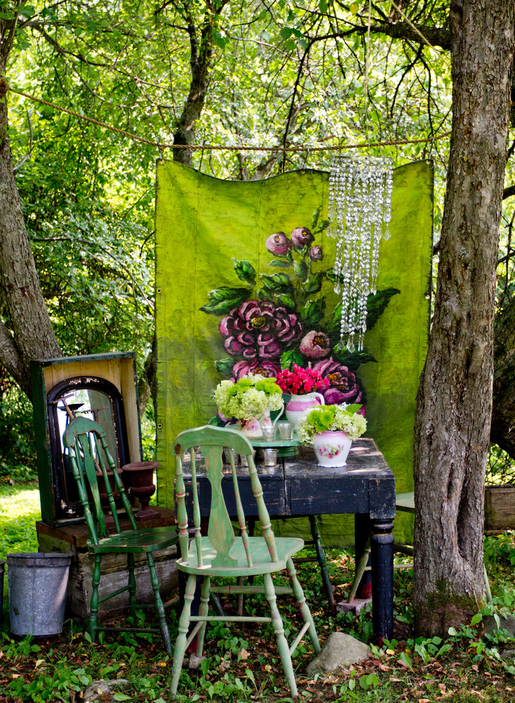 tea party decoration ideas couple tea party vintage decoration flower patterned fabric curtain tea party flower