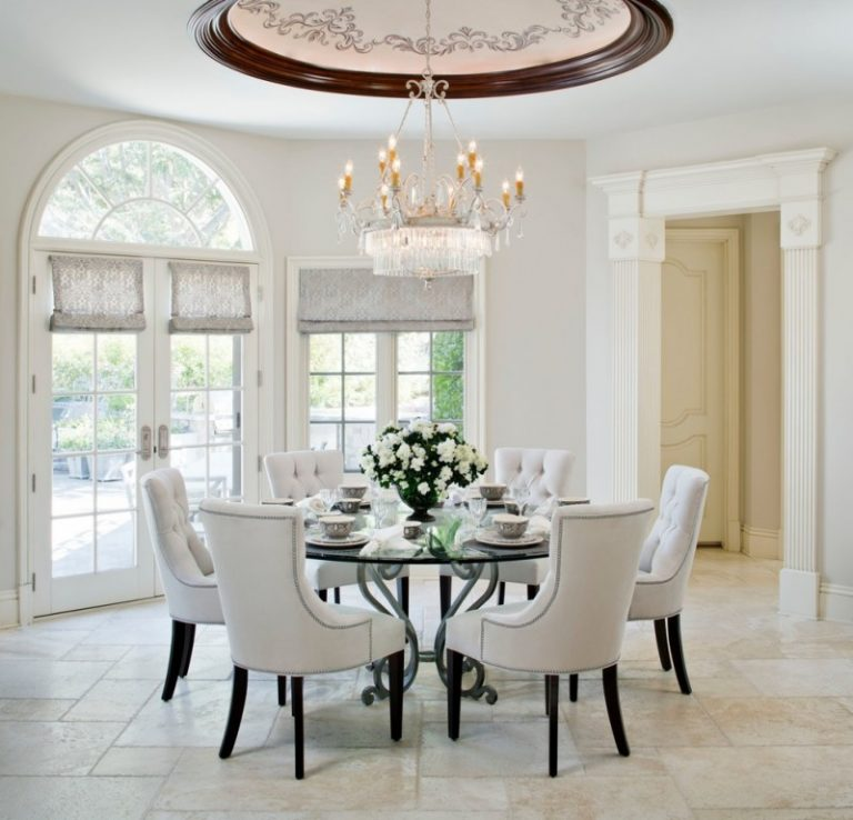 Modern Traditional Dining Room: Wondrous Dining Room Decorating Ideas For Your Modern