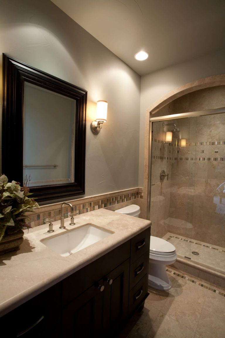Bathroom Ideas For Remodeling: Fabulous Ideas Of Guest Master Bathroom Remodel For