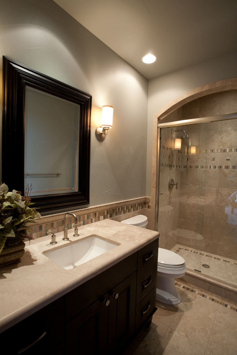 Fabulous Ideas Of Guest Master Bathroom Remodel For