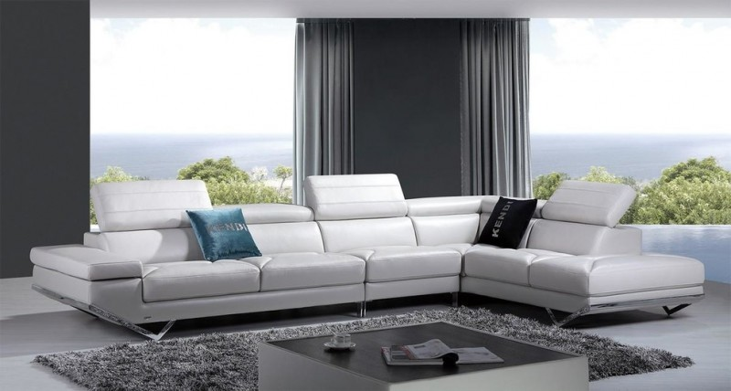 Be Simple Yet Modern With These Black And White Living Room Sets Decohoms