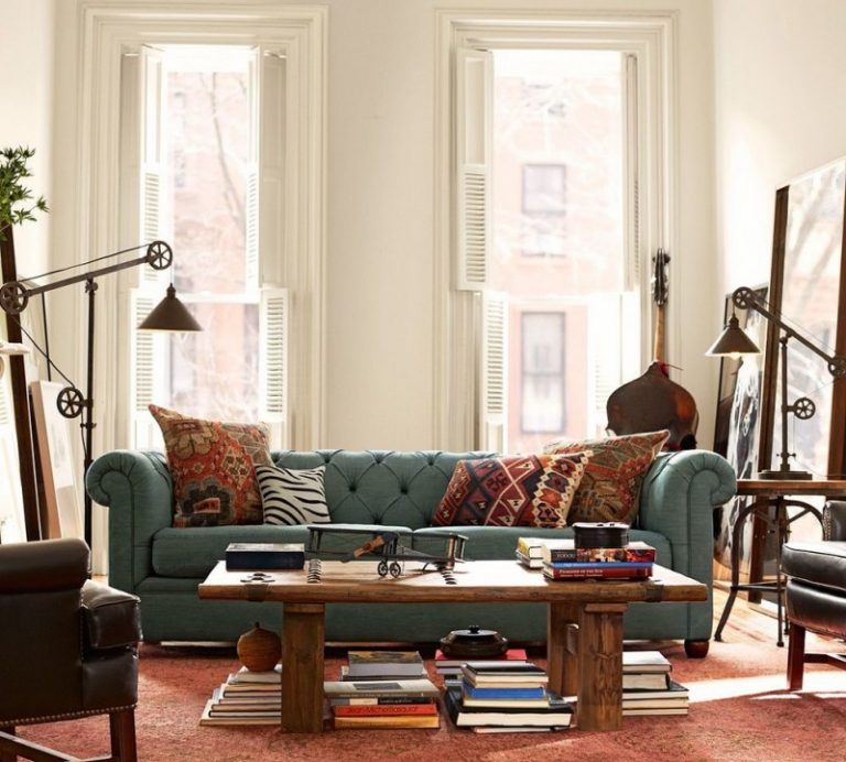 Choosing These Nifty Pottery Barn Living Room Ideas to Make Your ...