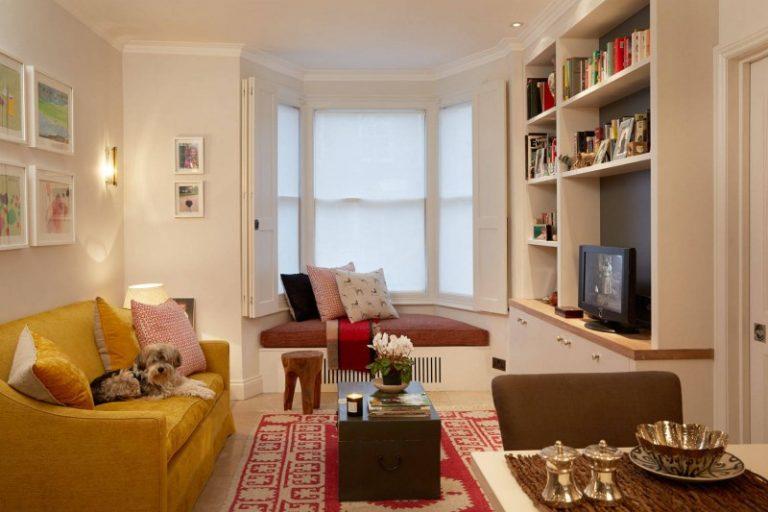 Excellent Attractive Small Bay Window A Best Sunny Spot In Your House Inzonedesignstudio Interior Chair Design Inzonedesignstudiocom
