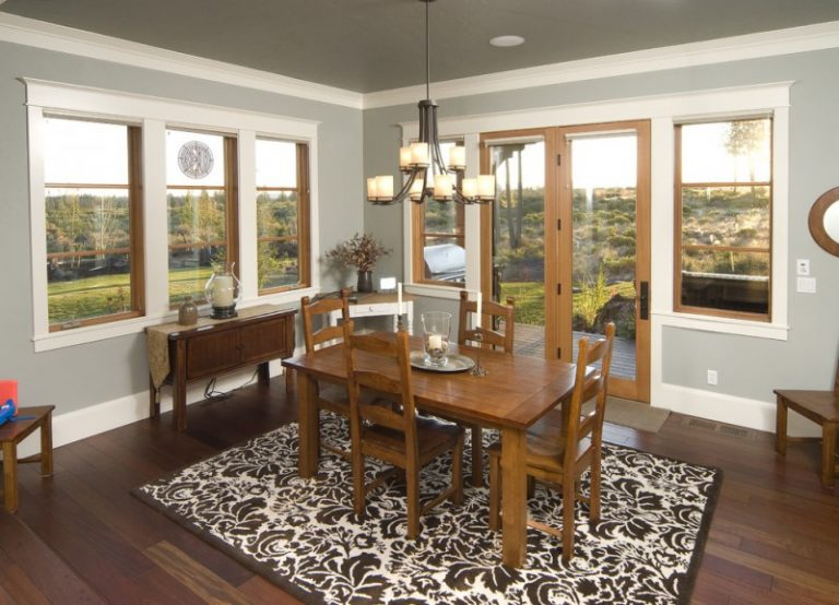 Dining Room Color Ideas With Oak Trim