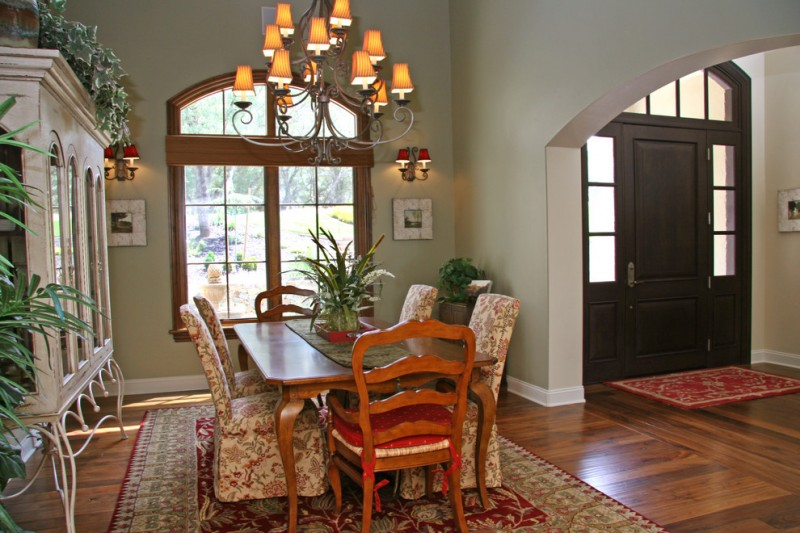 Creative Design For The Best Paint Colors With Oak Trim In