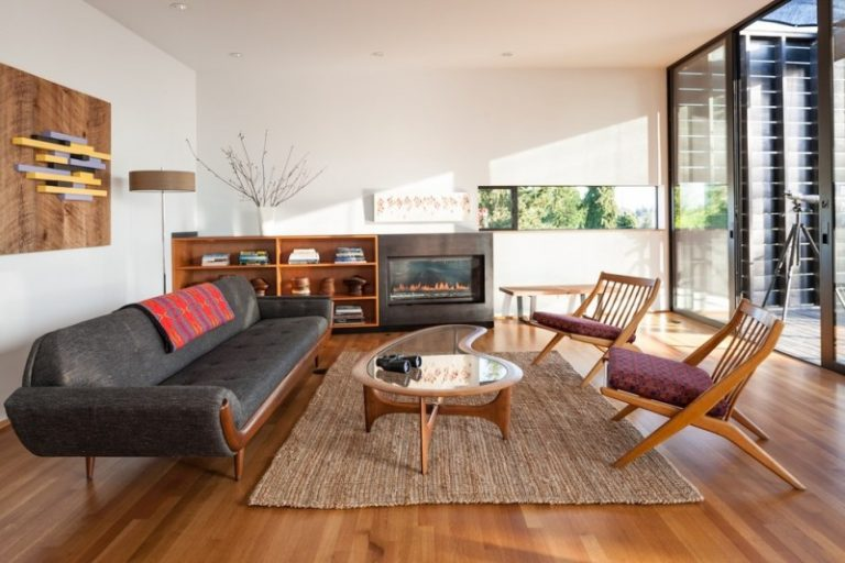 The Simplicity Of Mid Century Modern Sofa That Survived