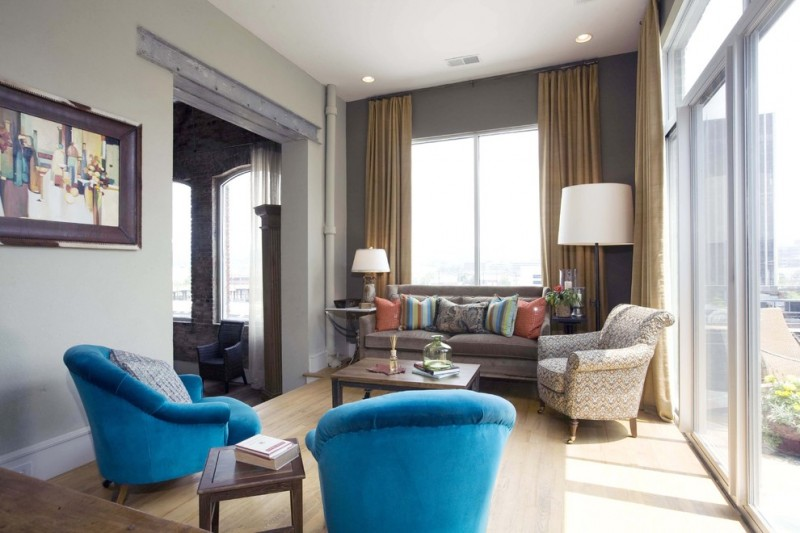 Accent Chairs To Complete The Extra Ordinary Look In Your