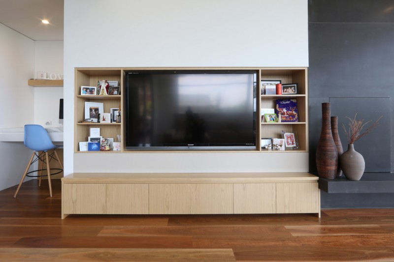 efficient built in tv cabinet ideas to get inspiration from decohoms. Black Bedroom Furniture Sets. Home Design Ideas