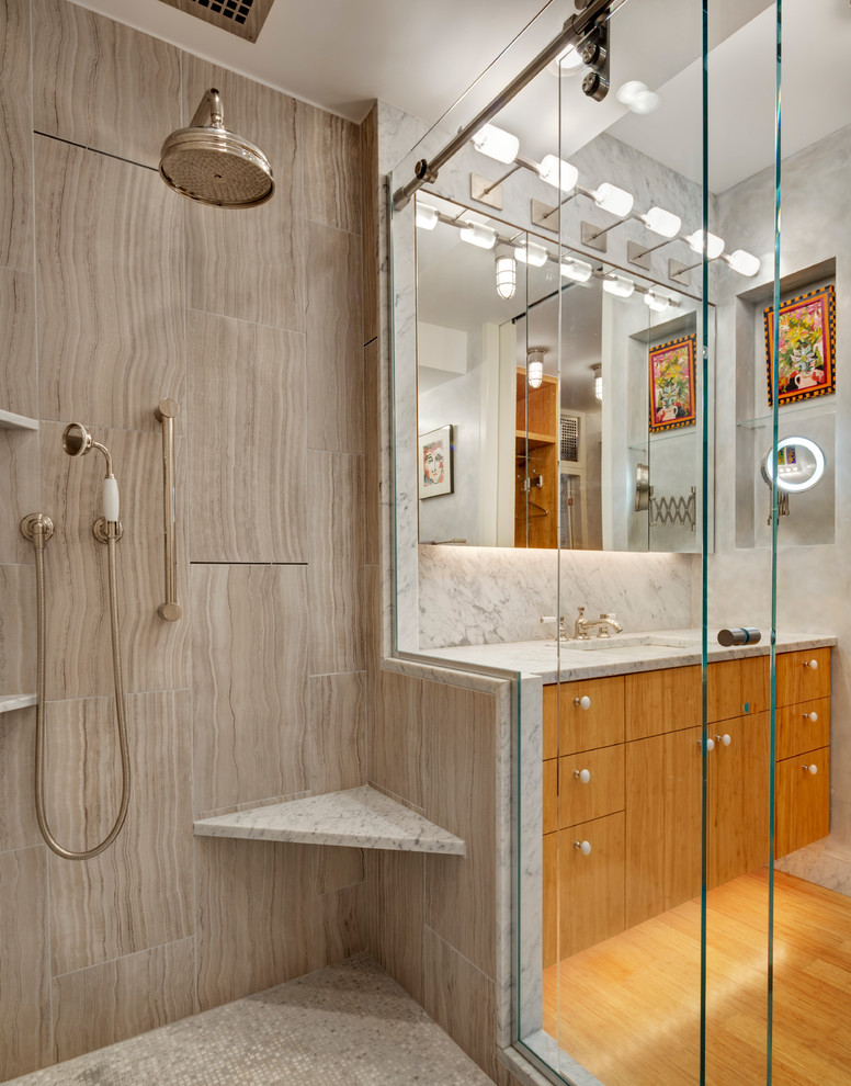 Choosing Eco Friendly Bamboo Flooring To Make Your Bathroom More
