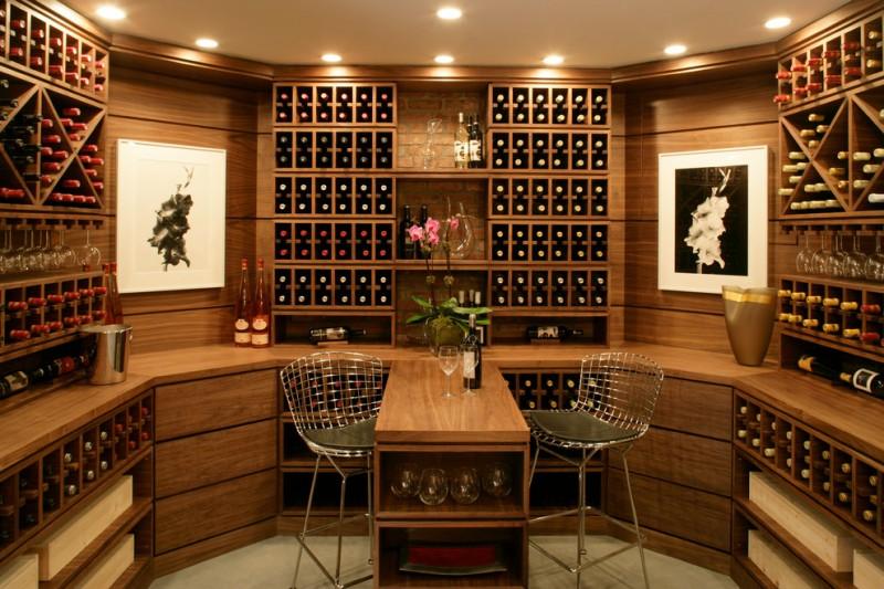 Underground Wine Cellar Your Basement Idea Decohoms