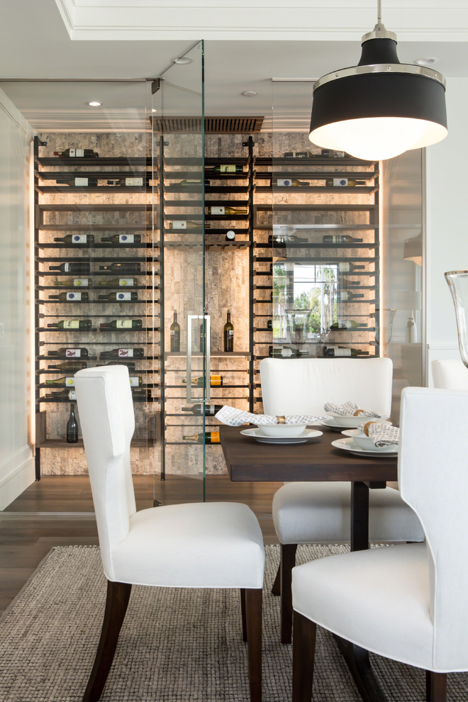 Modern Wine Cellar Ideas To Take A Look At Decohoms