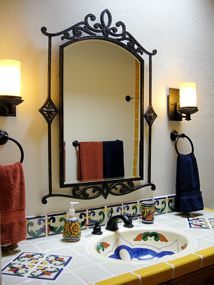 Amazing Iron Mirror Frame Ideas For Your Bathroom Obsigen
