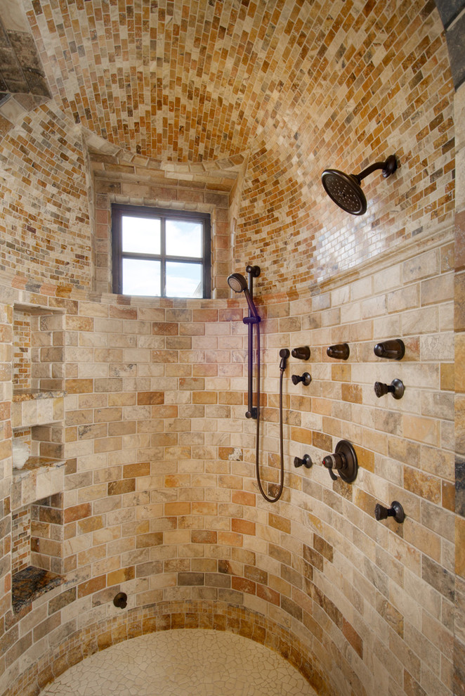 Spa Like Bathroom Ideas Stones