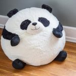 Panda Shaped Bean Bag