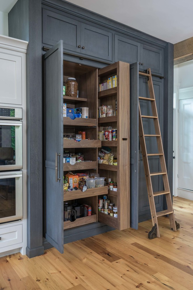 Ten Smart Pantry Ladder Ideas You Can Get Obsigen