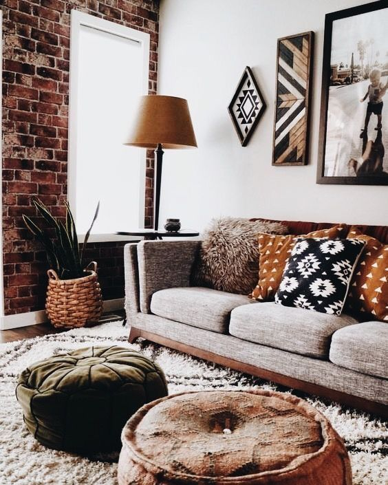 . Exceptional Modern Bohemian Inspirations for Living Room   Decohoms