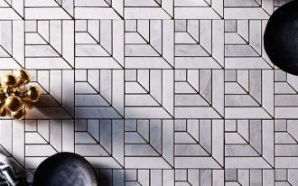 tiles with herringbone patterns for bathroom