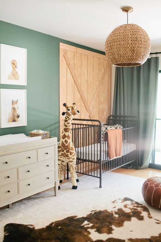 Beautiful Ideas On Creating Safari Themed Nursery Decohoms