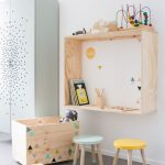 Floating Plywood For Study Box For Children
