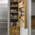 Small Pantries, Shelves, Shelves On The Door, Two Drawers