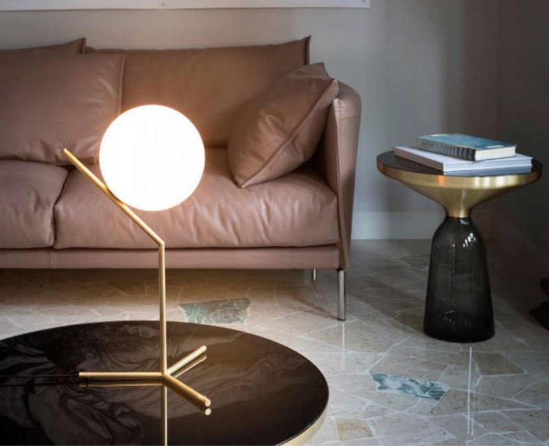 10 ultra minimalist contemporary fullmoon led table lamps