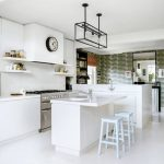5 Ultra Minimalist Kitchen With Corian Worktop And All In White Cabinets Furniture
