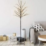 7 Blossom Flower Tree Standing Lamps