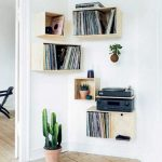 Wooden Decorative Shelves, Parted