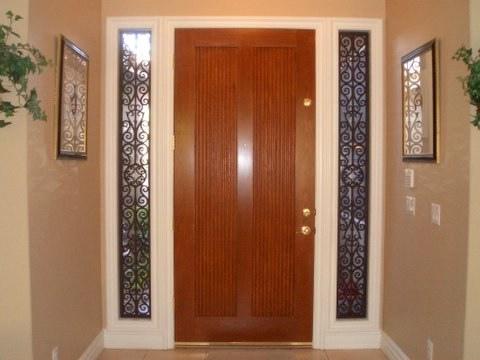 Amazing Clic Nice Sidelight Window Idea With Wooden