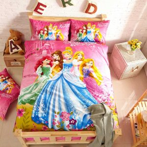Disney Princess Bedding Set 2
