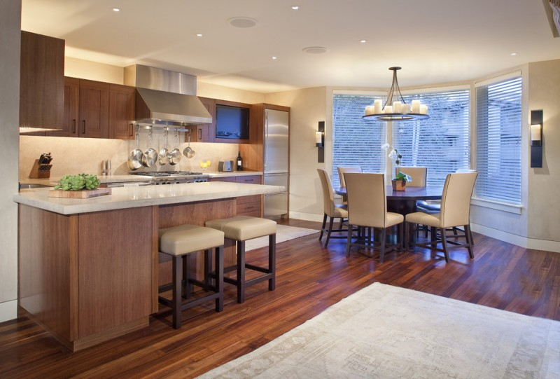 above kitchen cabinet LED Lighting