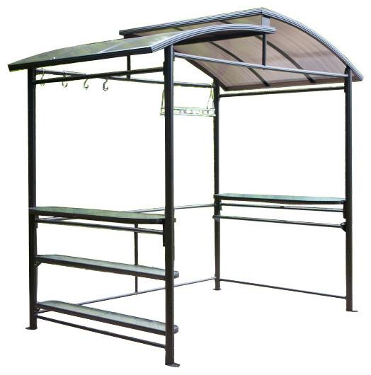 contemporary unique roof aluminum gazebo kit