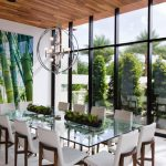 Glass Top Dining Table For 12